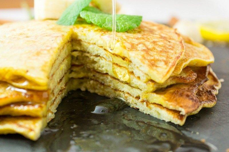 Die einzig wahren Bananen Pancakes (für Sportler)