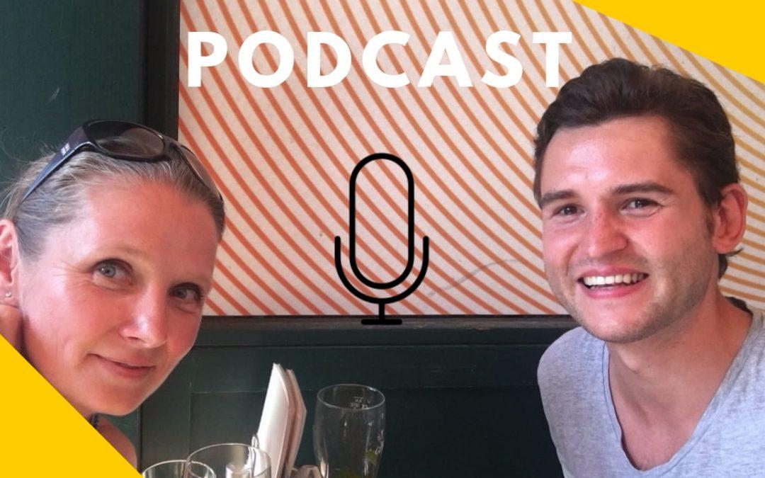 """Interview auf dem """"G'SUND ISS"""" Podcast von Gabriele Sirotek"""